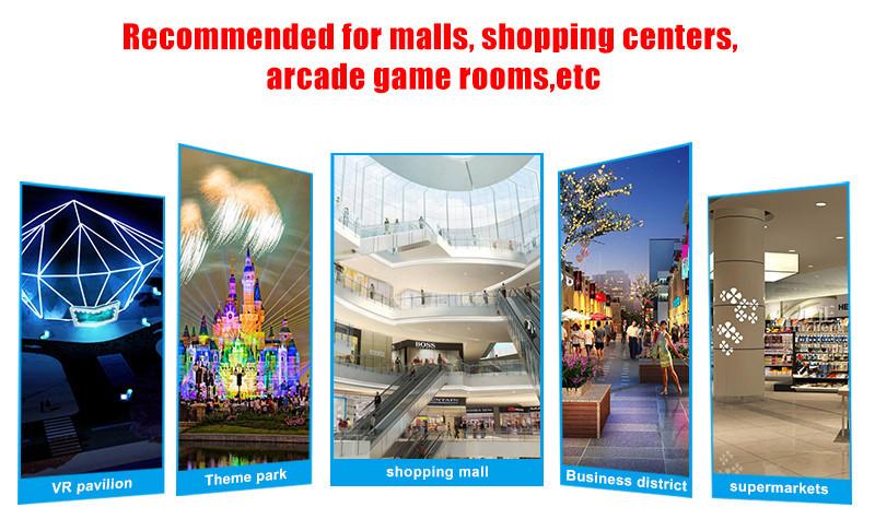 Leesche Brand fighting trendy view custom classic arcade game machines