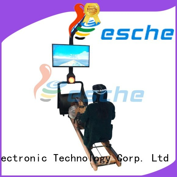 Leesche Brand lcd hunting vr games with controller