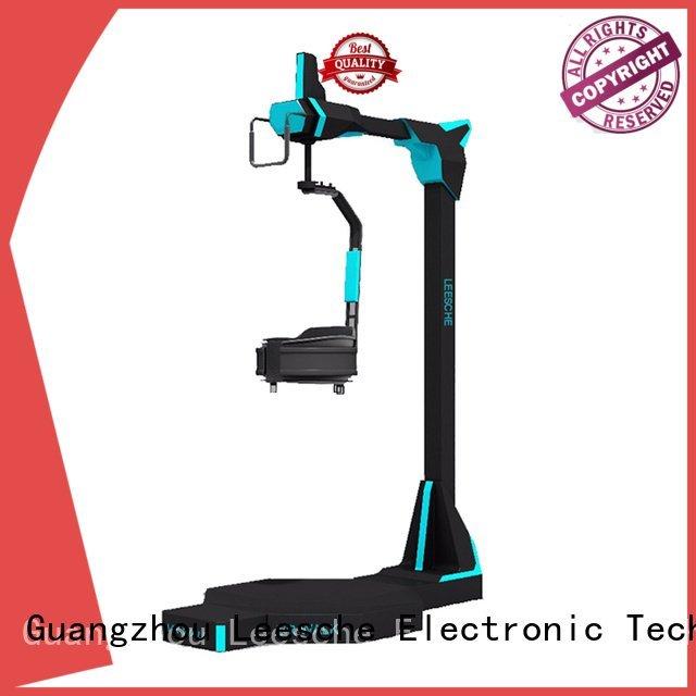 Leesche walking simulator exciting shooting walker standing
