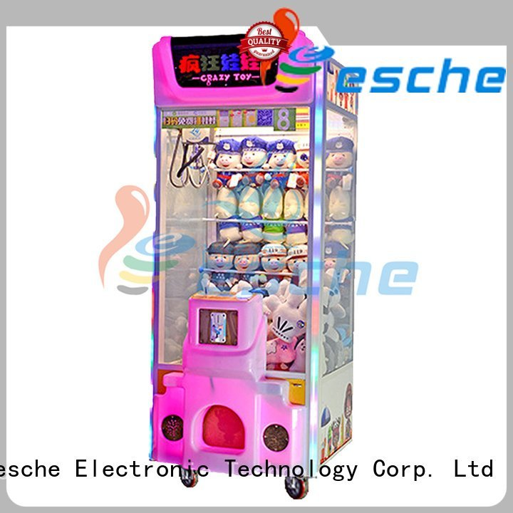 Leesche operated attractive the claw machine game key
