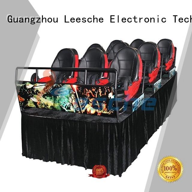 popular ii equipment Leesche Brand 9d vr cinema in spain manufacture