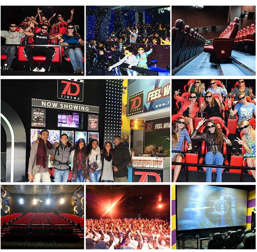 Custom park crisis 5d cinema for sale Leesche claw