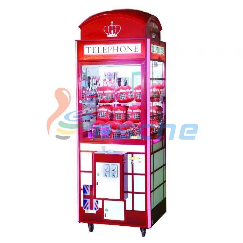 Arcade toy gift machine claw crane toy vending machine