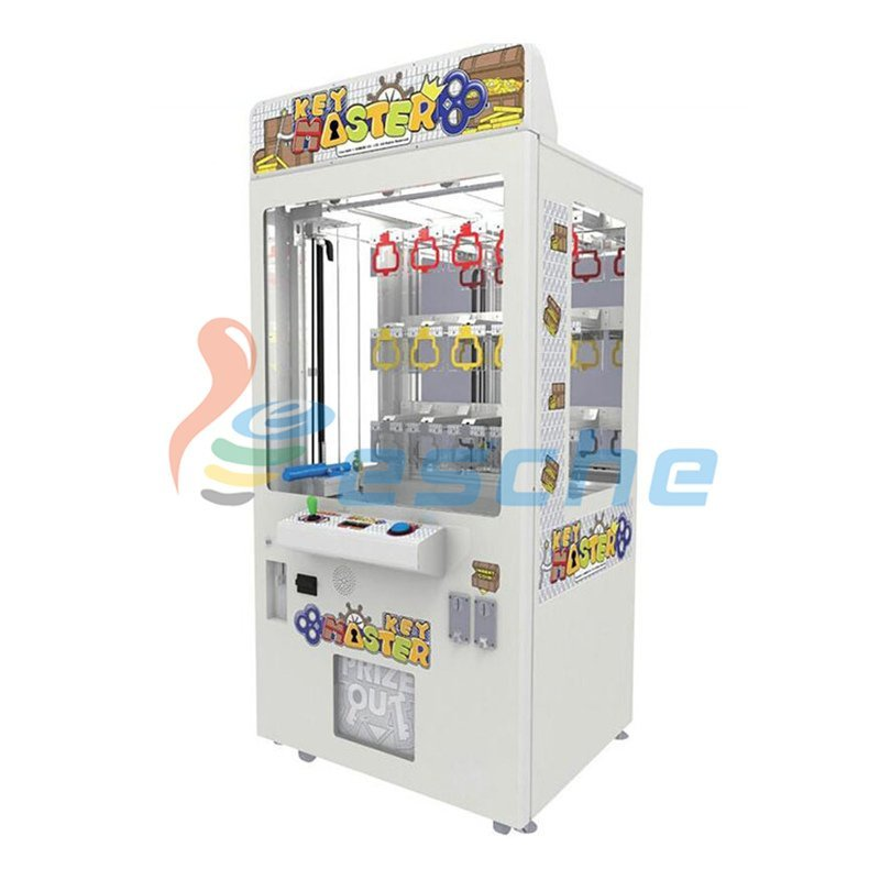 Leesche best price bill acceptor coin operated key master game machine Prize Claw Machine image34