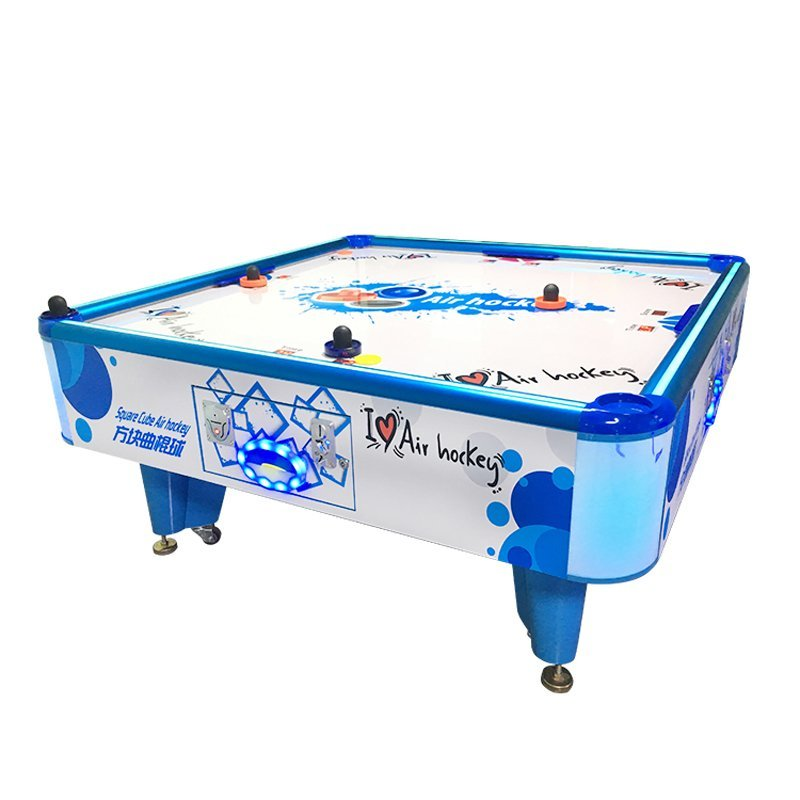 New design amusement park machine classic air hockey table