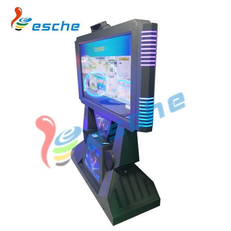 VR motion sensing game machine VR AR 3d somatosensory machine