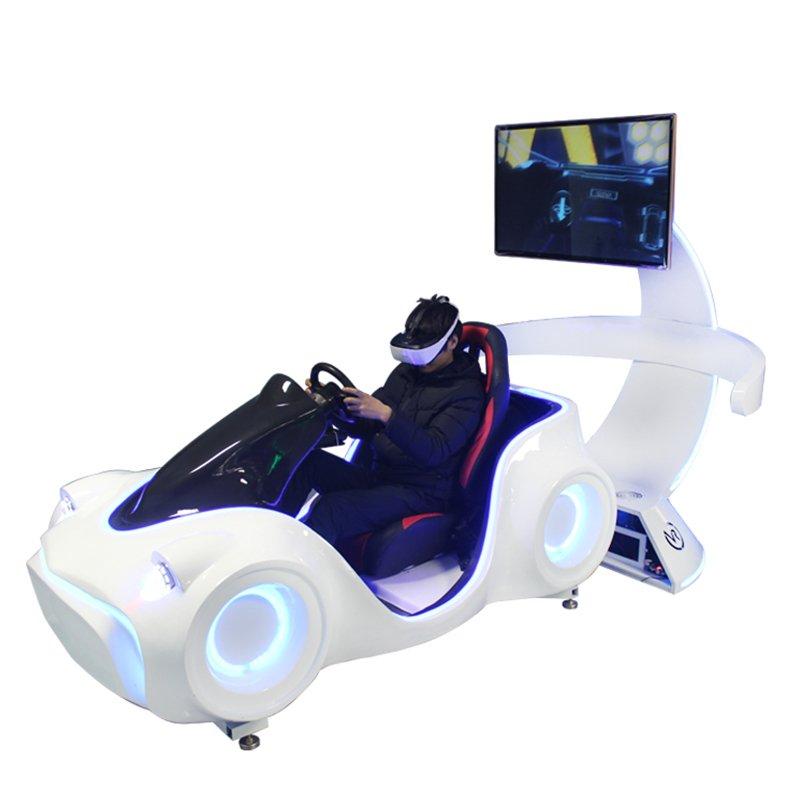 Leesche dynamic platform driving simulator 9d vr racing car