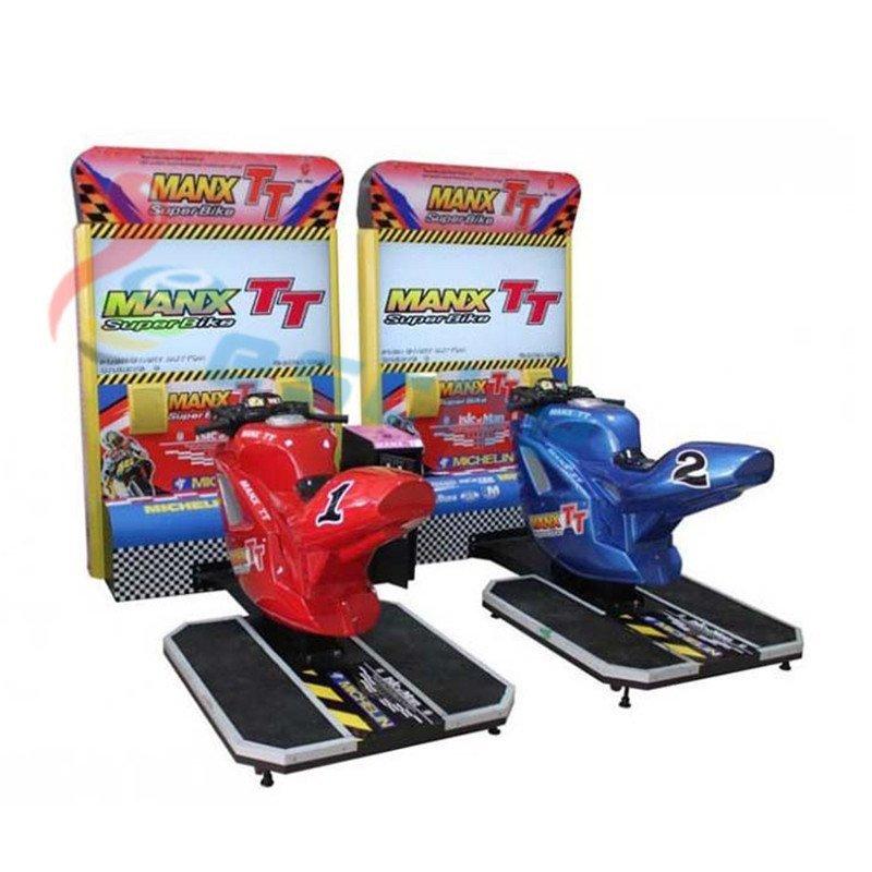 Manx TT high speed motor super bike car racing