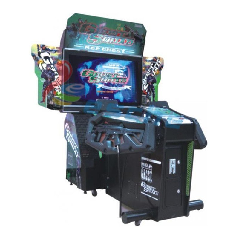 Leesche 42 inch LCD shooting simulator game machine