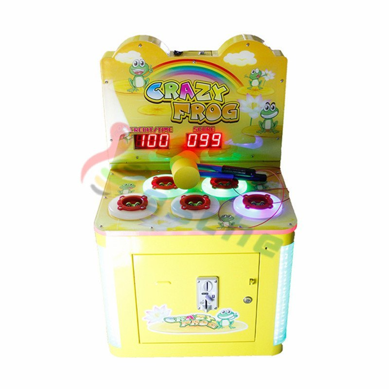 amusement game machine coin operated lottery ticket game machine