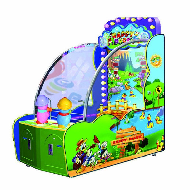 Children game Duck splash water shooting arcade game machine
