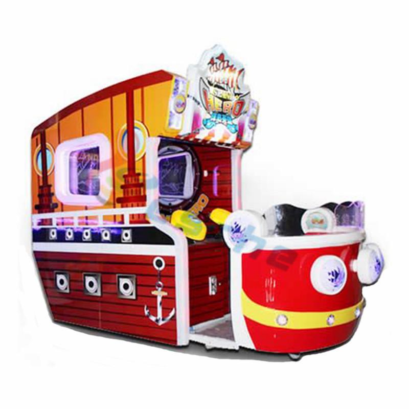 Leesche Brand ar interactive sensing arcade machine