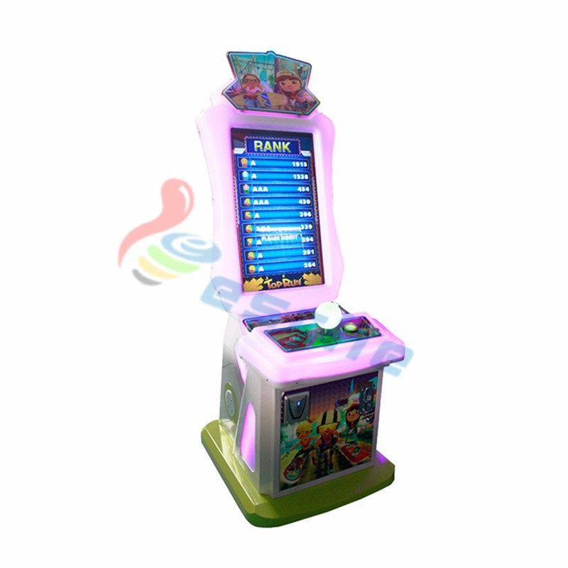 arcade game coin operated ticket redemption machine