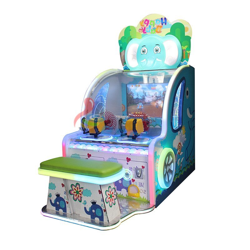 happy baby 42 inch LCD arcade ball shooting game machine