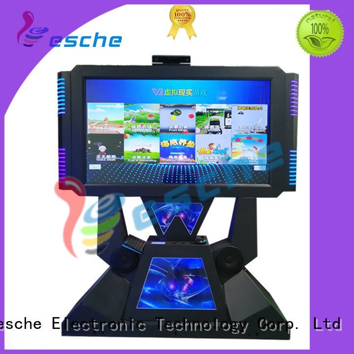 dance dance revolution arcade machine newest operated OEM arcade machine Leesche