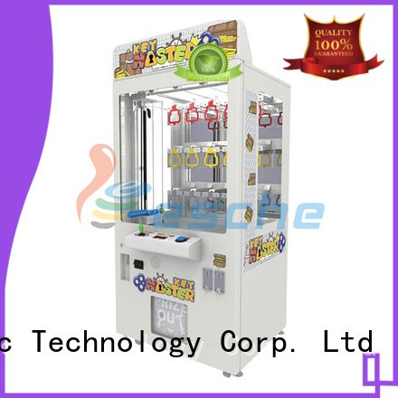Hot claw arcade game amusement pusher attractive Leesche Brand