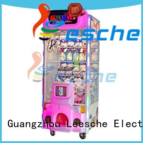 claw arcade game acceptor bill price gift