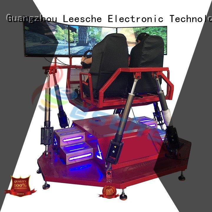 Hot horseback riding simulator machine Leesche Brand