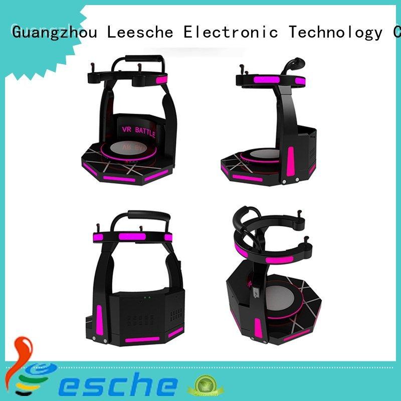 Leesche walker amusement park walking simulator 9d