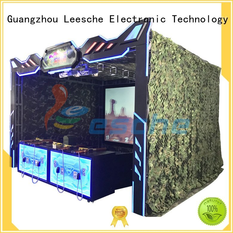 Leesche game 3d machine hunter online simulator