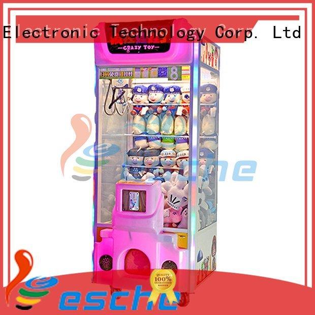claw arcade game crane machines Leesche Brand