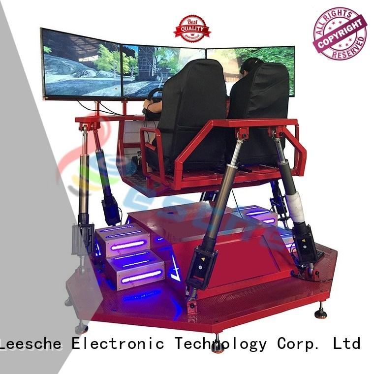 design htc dynamic Leesche Brand horseback riding simulator