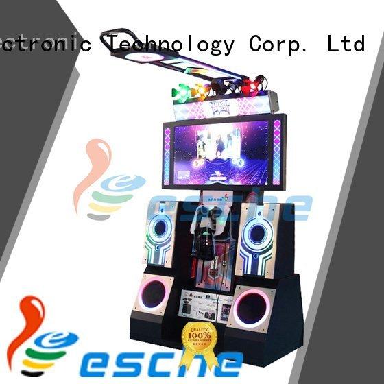 dance dance revolution arcade machine vr 9d operated Leesche