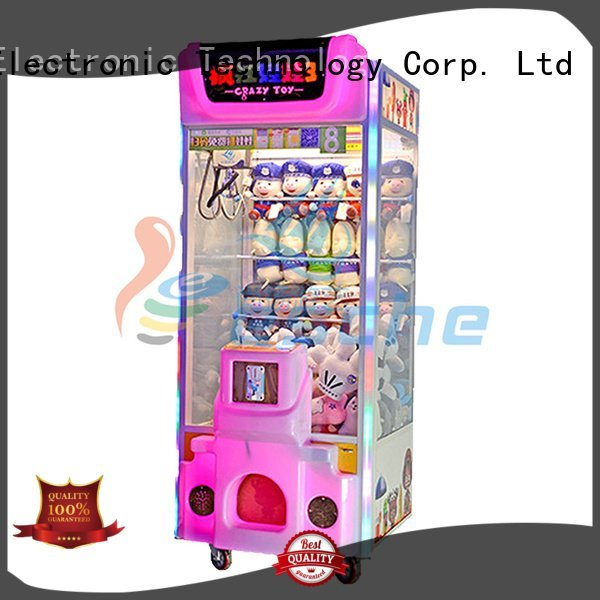 Leesche the claw machine arcade claw games newest