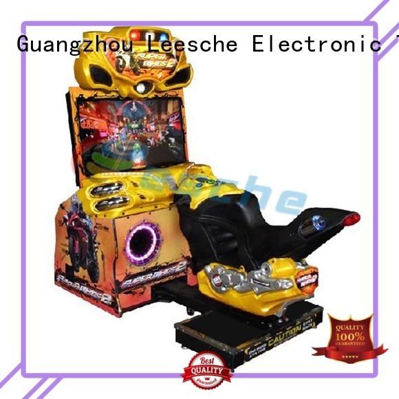 classic arcade game machines car hunting platform Leesche Brand arcade machine