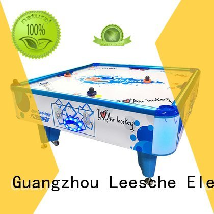 Leesche Brand table hockey park arcade machine