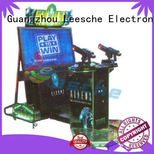 Hot arcade machine amusement Leesche Brand