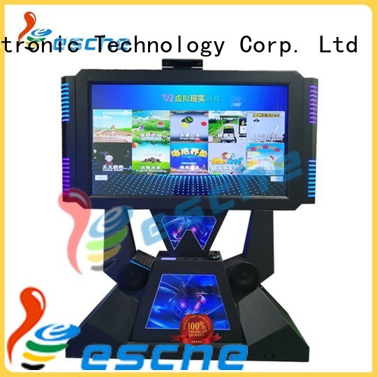 Leesche Brand design luxury dance dance revolution arcade machine motorbike supplier