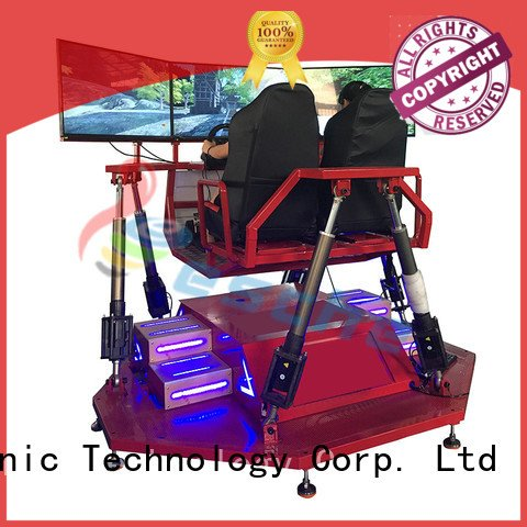 Leesche machine horseback riding simulator racing
