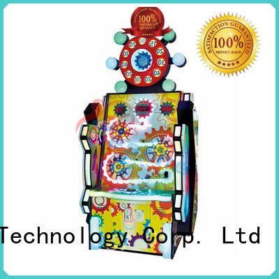 walking drive arcade machine Leesche Brand