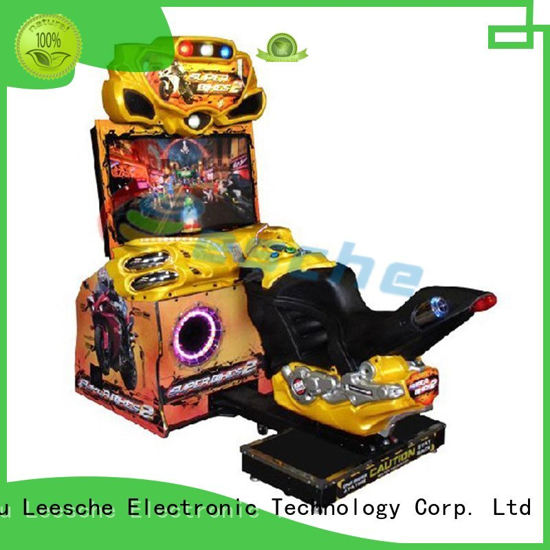 classic arcade game machines vending motorbike arcade machine Leesche Brand