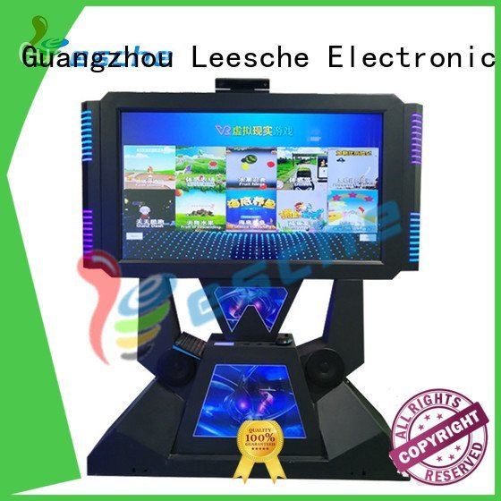 9d newest coin dance dance revolution arcade machine Leesche