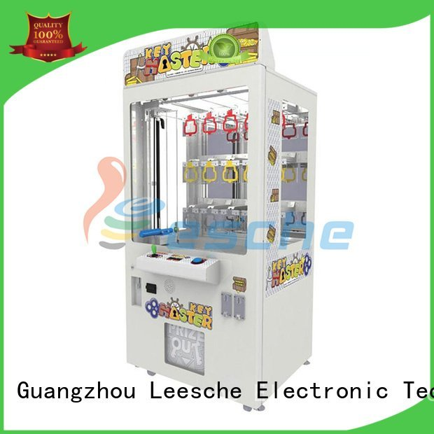 Leesche sale the claw machine amusement machines