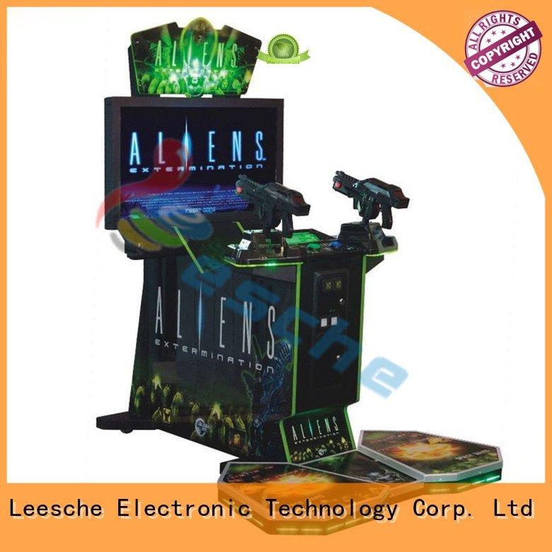 park Leesche arcade machine