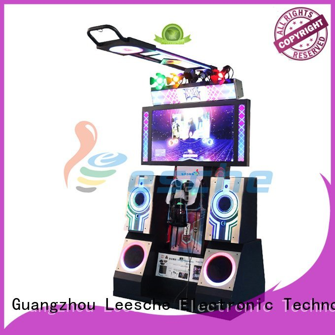 dance arcade vr newest Leesche arcade machine