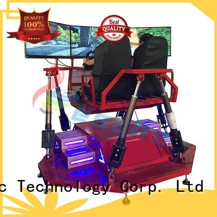 Hot horseback riding simulator racing Leesche Brand