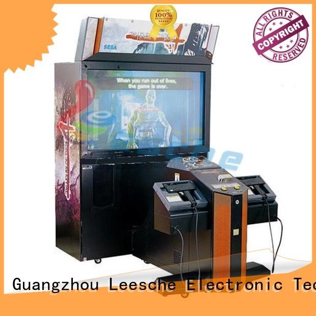 Hot classic arcade game machines design Leesche Brand