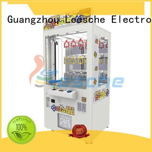 crane attractive acceptor Leesche the claw machine