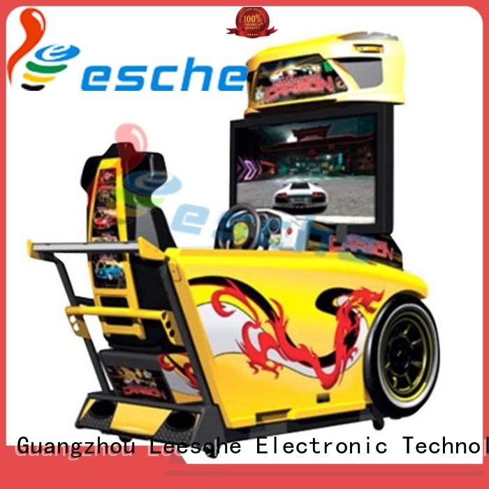 seats car arcade machine ball Leesche company