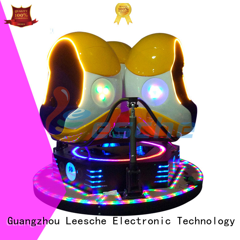 interactive egg vr gaming chair Leesche manufacture