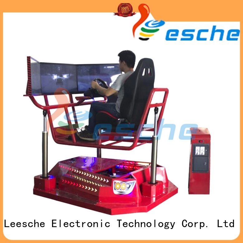 newest platform driving Leesche horseback riding simulator