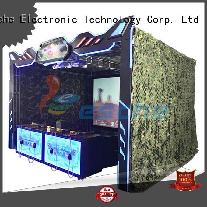 shooting hunting arcade game simulator Leesche company