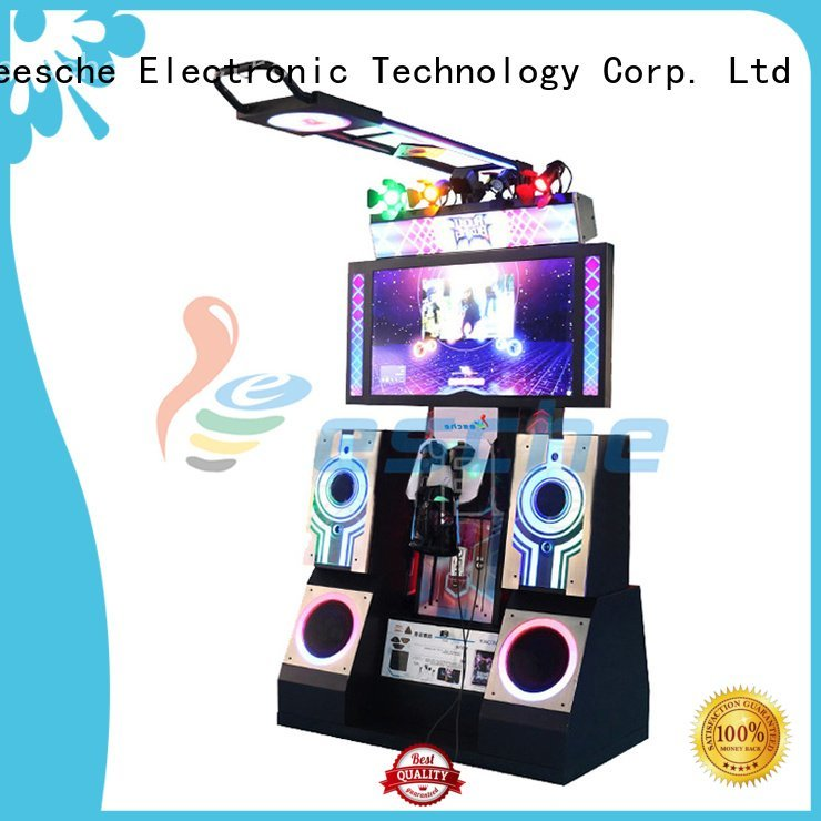 OEM arcade machine dancing vr dance dance revolution arcade machine