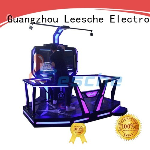 game hot selling arcade vr shooting games experience Leesche