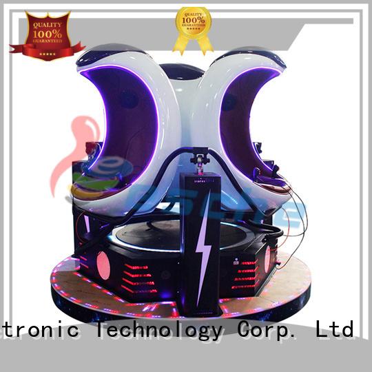 55 vr gaming chair hot sale simulation Leesche Brand