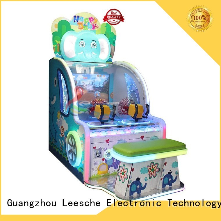Wholesale racing classic arcade game machines manx Leesche Brand